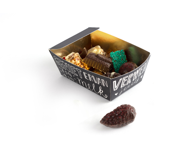 73085 Chocolate christmas mix 175 gram