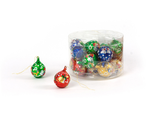 44343 Glass Balls 15 gram  in tube 300 gram