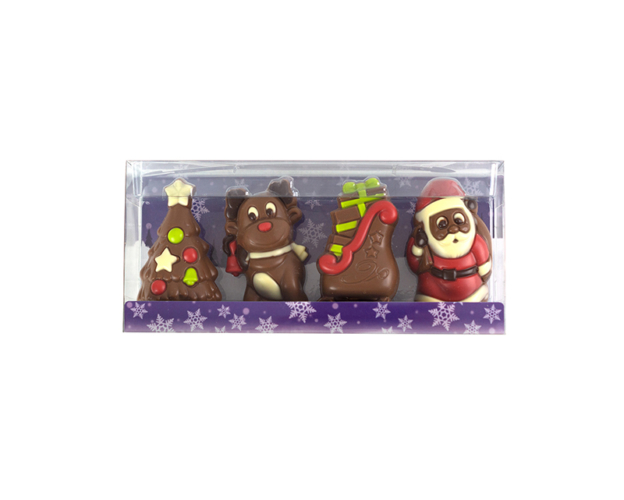 56061 Giftbox Christmas friends Tour 120 gram
