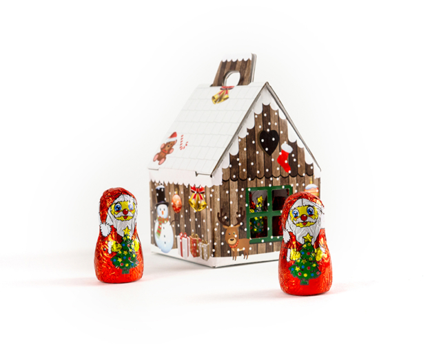 73320 Christmas house  60 gram