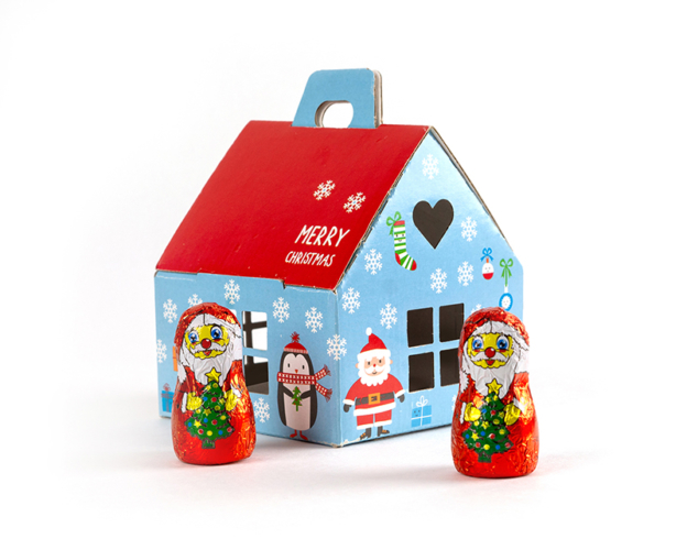 73320A Christmas house 75 gram