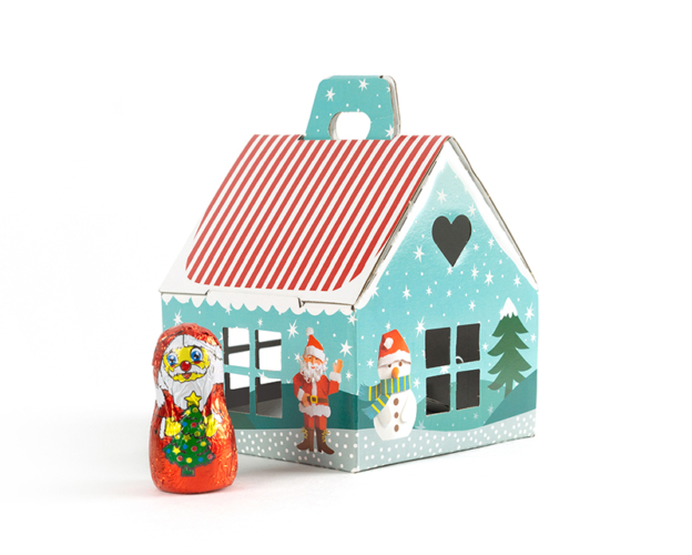 73320H Christmas house 75 gram