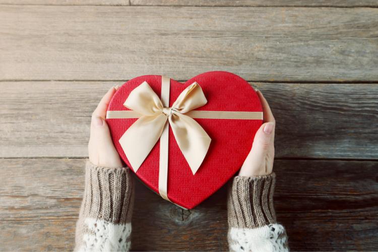 Moederdag en Valentijn