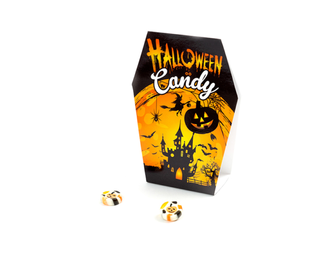 71005 Halloween Box with hard candy 100 gram