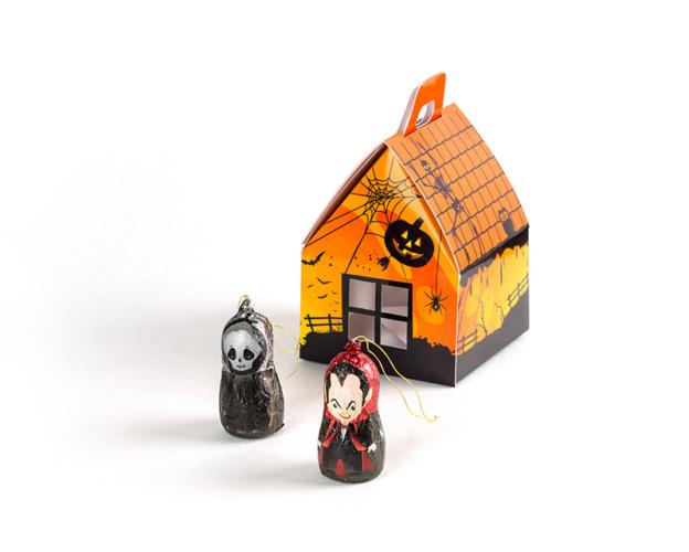 71036 Halloween House 60 gram