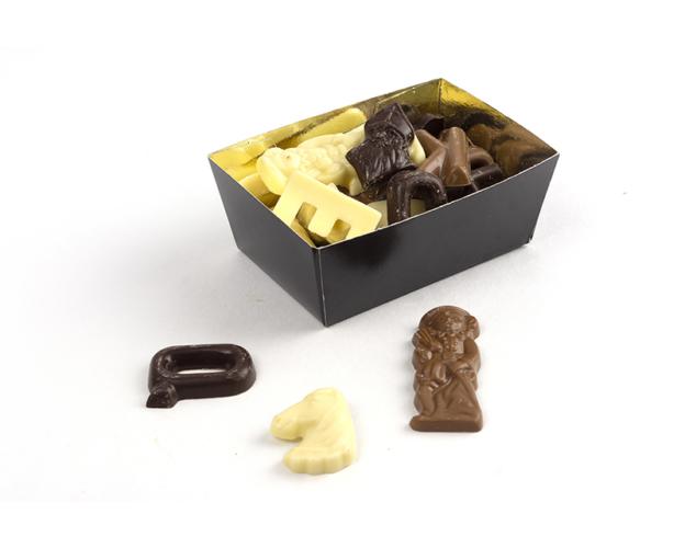 Chocolate Nicolaus mix 175 gram