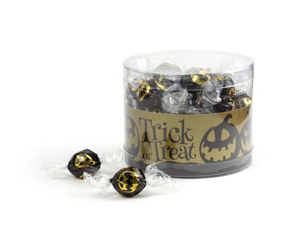 Halloween balls in tube 500 gram