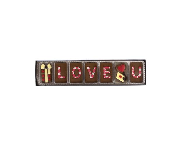 54906 Love U 70 gram