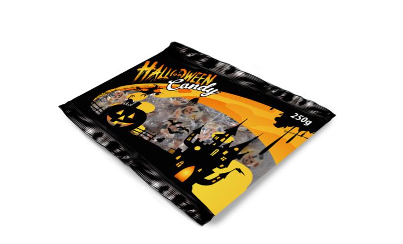 Halloween hard candy 250 gram