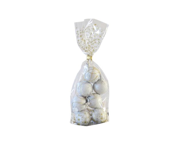 Christmas Balls White 105 gram