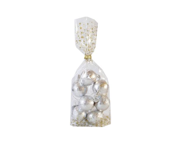Christmas Balls Silver 105 gram