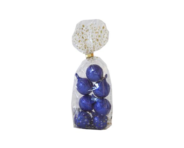 Christmas Balls Blue 105 gram