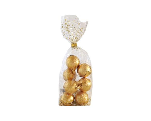 Christmas Balls Gold 105 gram