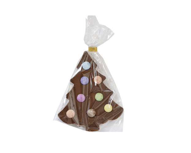 Christmas Tree Chocolate 100 gram