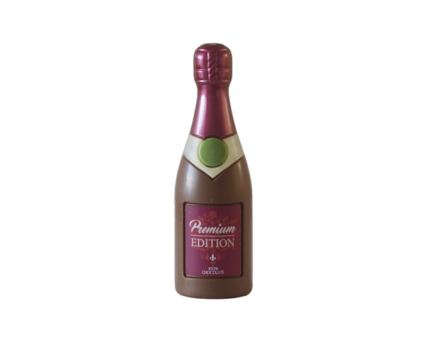 Champagne bottle 100 gram