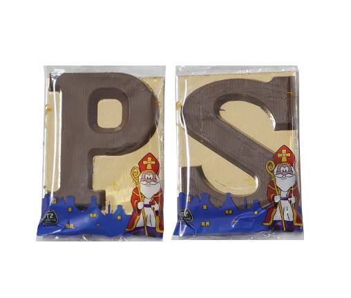 Mini Milk Chocolate Letter 40 gram