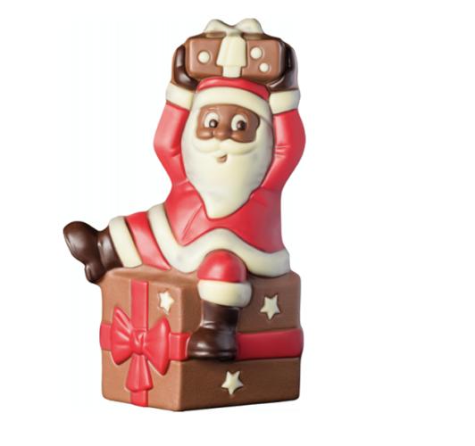Santa with gift 300 gram