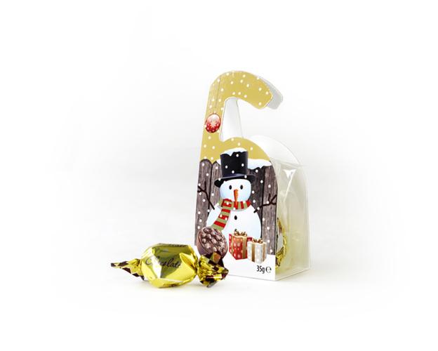 Christmas Hanger Snowman 35 gram
