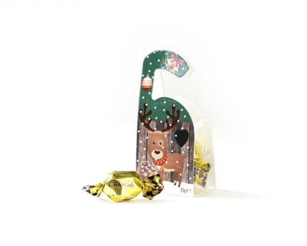 Christmas Hanger Reindeer 35 gram