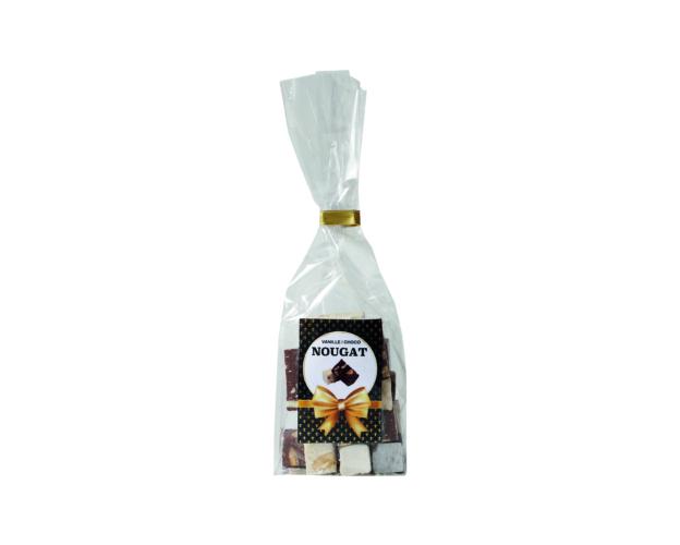Vanilla-Chocolate Nougat 200 gram
