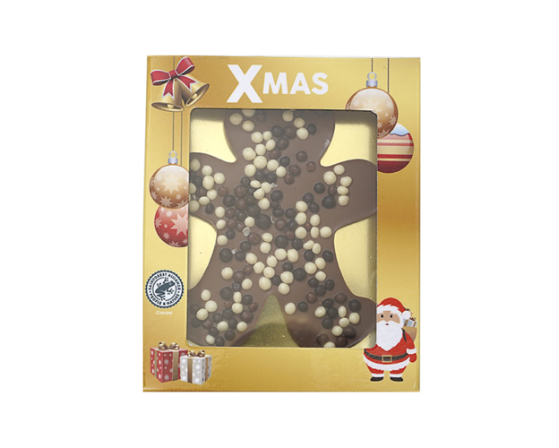 Gingerbread Man Chocolate 75 gram