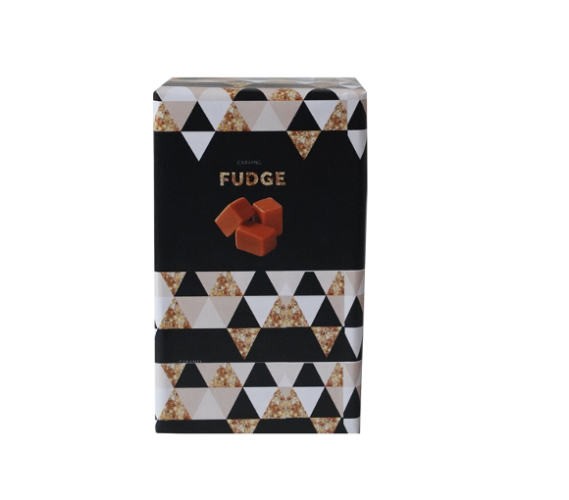 Box with fudge 150 gram