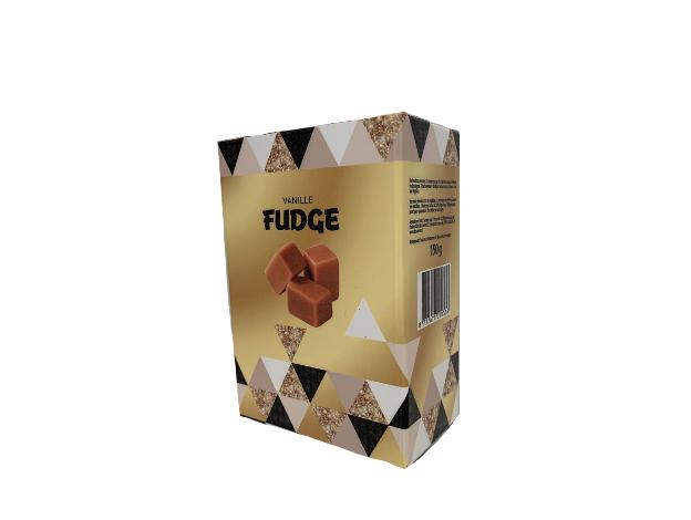 Box with fudge 150 gram