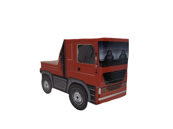 Truck with pralines 60 gram