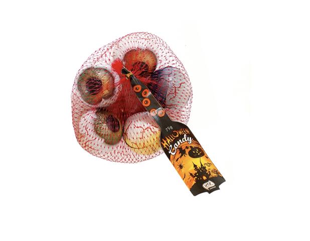 Net with halloween eyes 75 gram