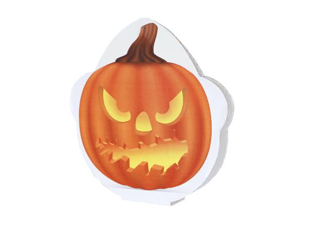 Mask pumpkin with jellies 60 gram