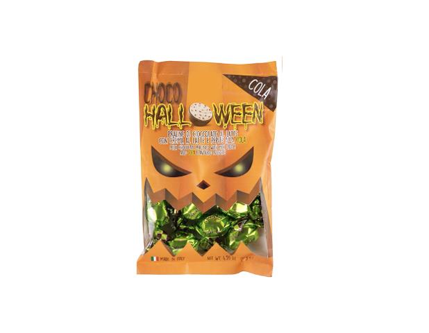 Halloween choco pralines cola 130 gram