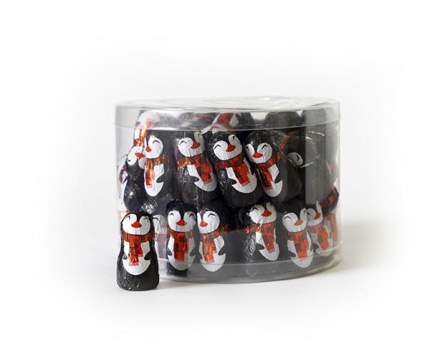 Silo with penguins 60 x 15  gram