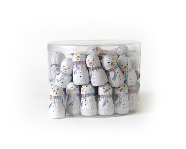 Silo with snowmens 60 x 15 gram